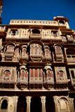 Jaisalmer Fort Haveli Building