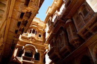Jaisalmer Fort Haveli