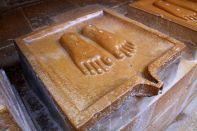 Jaisalmer Fort Jain Temple Feet