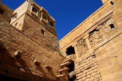 Jaisalmer Fort Stairs