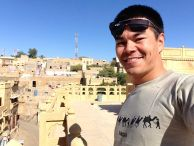 Jaisalmer Patwa Haveli Roof David