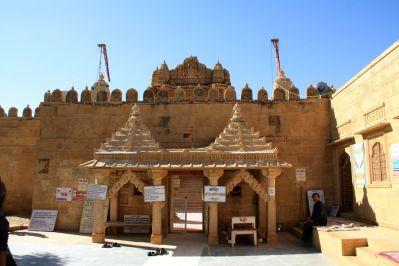 Lodurva Jain Temple Jaisalmer