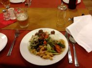Lunch Thimphu Bhutan