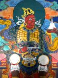 Paro Dzong Wall Art Bhutan