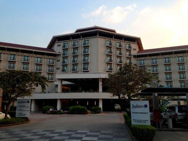 Radisson Blu Dhaka Exterior