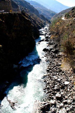 River Bhutan