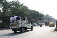 Calcutta India Truck