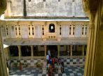 City Palace Udaipur Courtyard