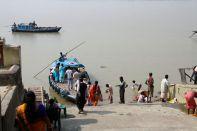 Dakhineswar Hooghly River Ghat