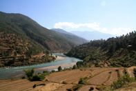 Drive in Bhutan 2