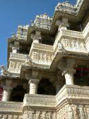 Jagdish Temple Udaipur Levels