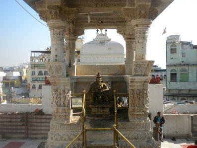 Jagdish Temple Udaipur Shrine