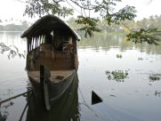 Kerala Backwaters Tour Boat