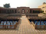 Oberoi Amarvilas Courtyard