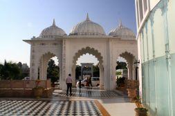 Sheraton Udaipur Entrance