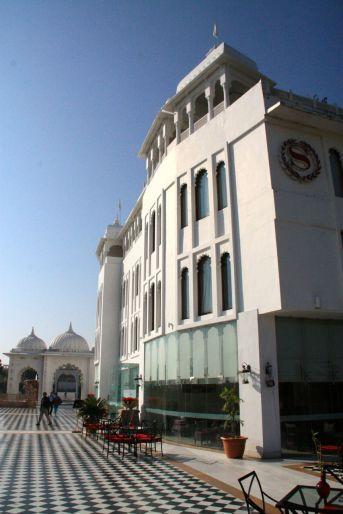 Sheraton Udaipur Side