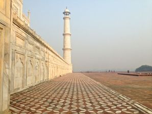 Taj Mahal Wall