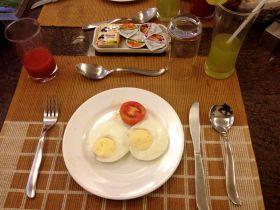 Tissa's Inn Breakfast Eggs