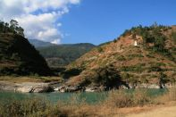 Wangchuk River Bhutan 2