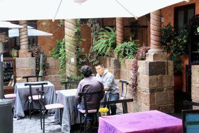 Andean Wings David Meeting