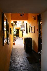 Andean Wings Hallway