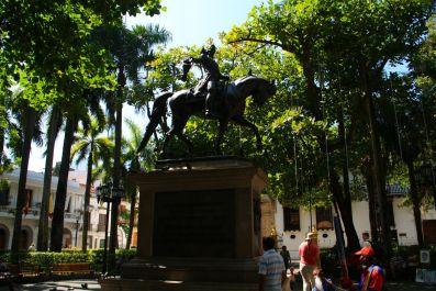 Cartagena Plaza de Bolívar