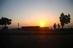 Cartagena Sunset