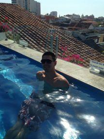 Casa Quero Pool Cartagena