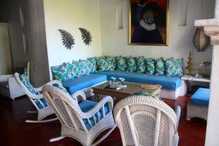 Casa Quero Seating Cartagena