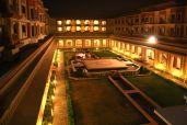 Indana Palace Jodhpur Courtyard 2