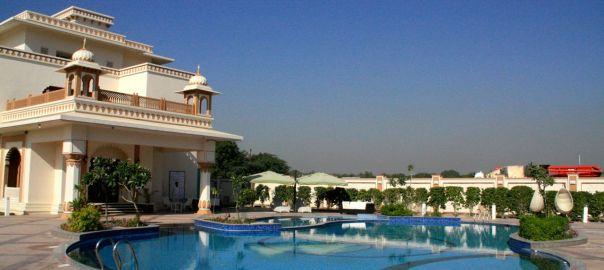 Indana Palace Jodhpur Pool 2