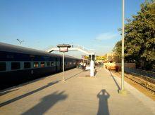 Jaisalmer Train Station