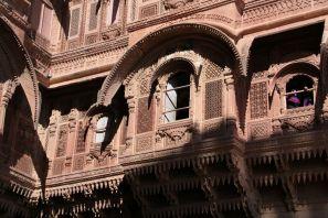 Mehrangarh Fort Balcony