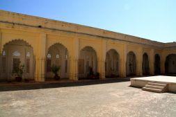 Mehrangarh Fort Inner Courtyard