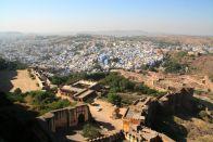 Mehrangarh Fort View 3