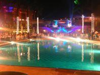 Sofitel Pool New Years in Cartagena