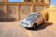 Suryagarh Car