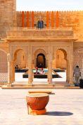 Suryagarh Entrance