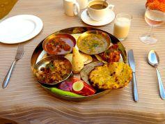 Suryagarh Lunch