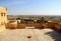 Suryagarh Outer Courtyard