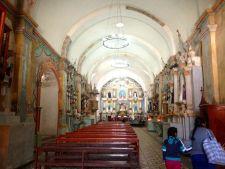 Chivay Church Interior