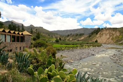 Colca Lodge Spa View