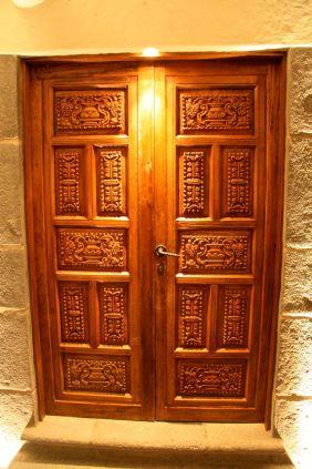 Inkaterra Door
