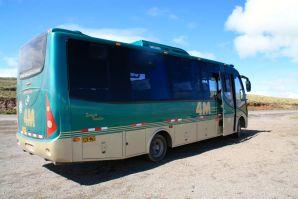 Laguna Lagunillas 4M Buss