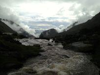 Lares Trek Day 1 Top of River