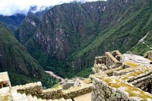 Machu Picchu River View