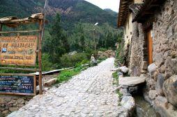 Ollantaytambo Path