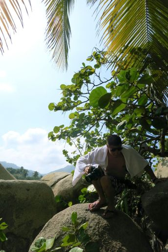 Park Tayrona David Climbing
