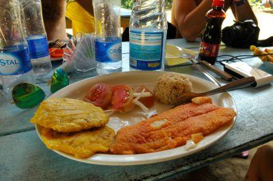 Park Tayrona Restaurant Fish