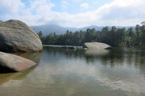 Park Tayrona Rocks after Sea